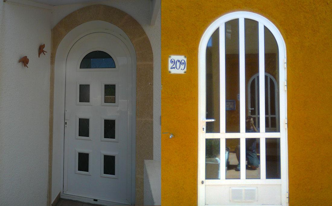 Doors Lux Al Fenster Und T 252 Ren