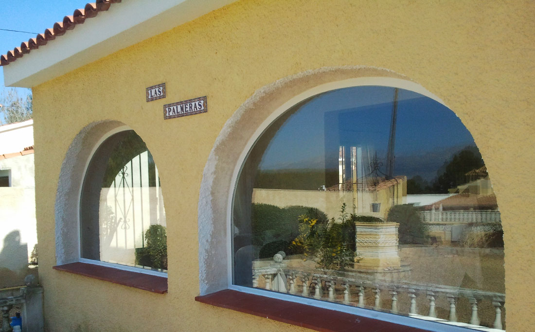 Fixed Arch Windows : Windows lux al and doors